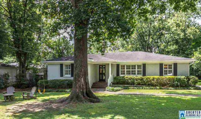 200 Beech Cir, Mountain Brook, AL 35213 (MLS #855702) :: LocAL Realty