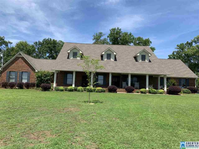 545 Guy Lee Lake Rd, Rainbow City, AL 35906 (MLS #855715) :: Josh Vernon Group