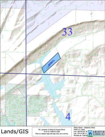 11 acres Deer Run Rd 14-8-22-0-000-0, Alabaster, AL 35007 (MLS #855726) :: Howard Whatley