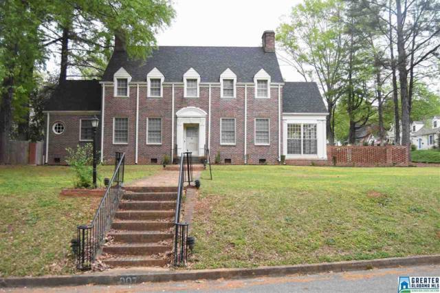 907 Glenwood Terr, Anniston, AL 36207 (MLS #855730) :: LIST Birmingham