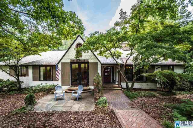4407 Corinth Dr, Mountain Brook, AL 35213 (MLS #855851) :: LocAL Realty