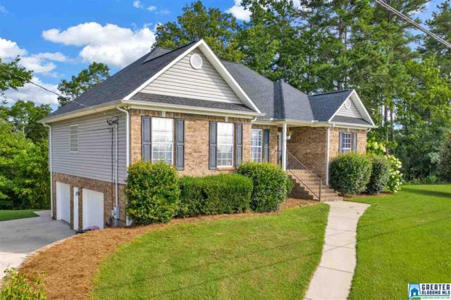 400 Woodland Ridge Rd, Odenville, AL 35120 (MLS #855896) :: LIST Birmingham