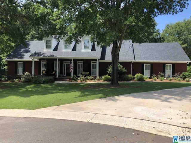 5320 Hickory Hill Dr, Trussville, AL 35173 (MLS #855898) :: Josh Vernon Group