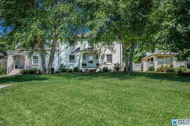 2212 Shades Crest Rd, Vestavia Hills, AL 35216 (MLS #855914) :: Gusty Gulas Group