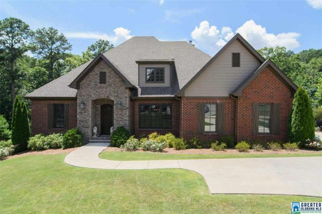 543 Greenbrier Way, Hoover, AL 35244 (MLS #856011) :: Howard Whatley
