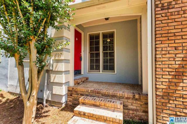 1607 Ashwood Ln, Homewood, AL 35209 (MLS #856022) :: Bentley Drozdowicz Group