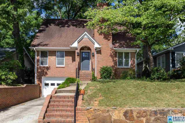 102 W Glenwood Dr, Homewood, AL 35209 (MLS #856046) :: Bentley Drozdowicz Group