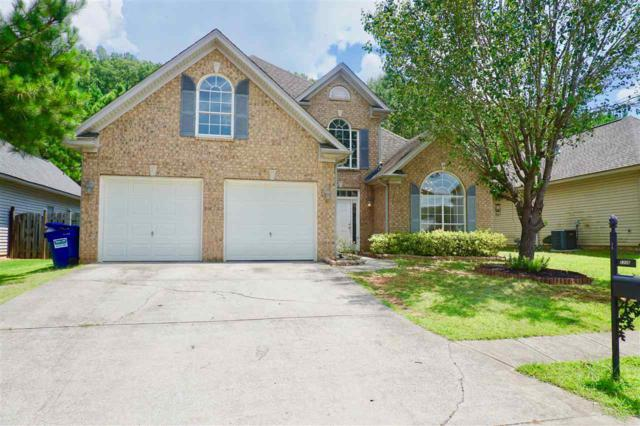 2306 Forest Lakes Ln, Sterrett, AL 35147 (MLS #856073) :: Gusty Gulas Group