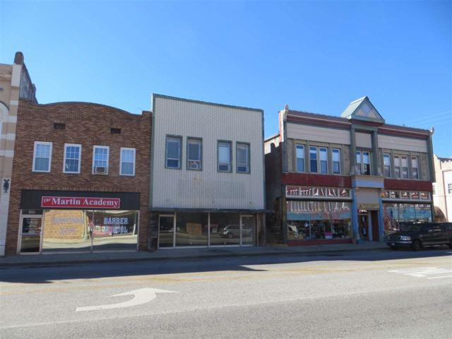 1228 Noble St, Anniston, AL 36201 (MLS #856147) :: Brik Realty