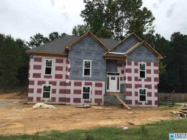 35 Cedar Branch Cir, Odenville, AL 35120 (MLS #856169) :: Josh Vernon Group