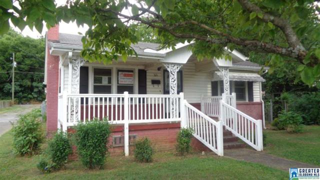 321 S Christine Ave, Anniston, AL 36201 (MLS #856194) :: Josh Vernon Group