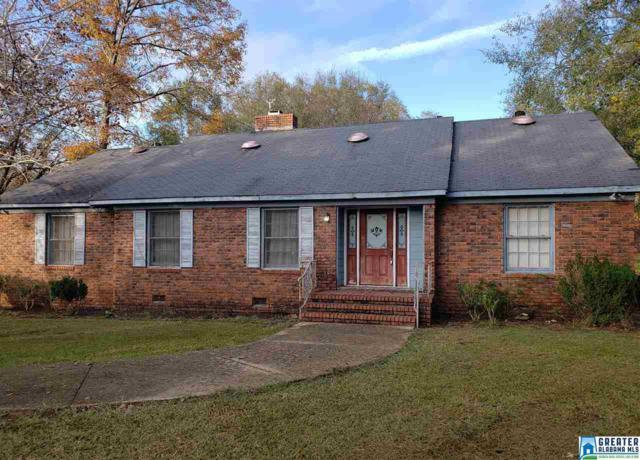 1310 Parsons Rd, Sylacauga, AL 35150 (MLS #856227) :: Bentley Drozdowicz Group