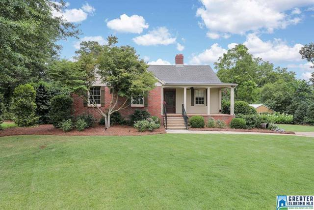 150 Rockridge Ave, Trussville, AL 35173 (MLS #856310) :: LocAL Realty