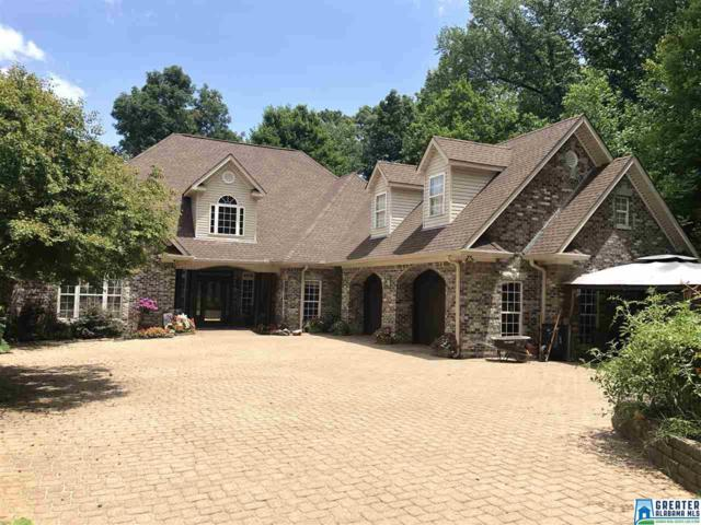 7393 Lake In The Woods Ln, Trussville, AL 35173 (MLS #856346) :: LocAL Realty