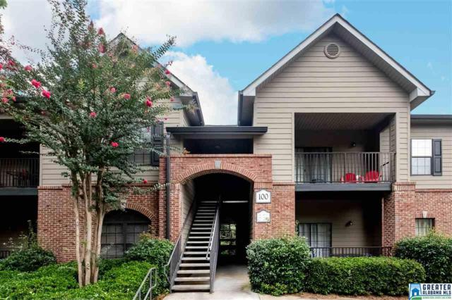 112 Sterling Oaks Dr #112, Hoover, AL 35244 (MLS #856351) :: Brik Realty