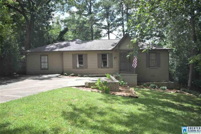 1875 Nottingham Dr, Vestavia Hills, AL 35216 (MLS #856369) :: Bentley Drozdowicz Group