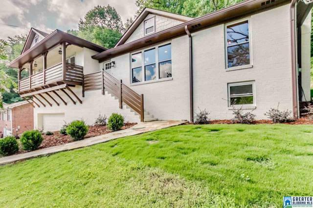 1611 Mountain Gap Cir, Homewood, AL 35226 (MLS #856391) :: Brik Realty