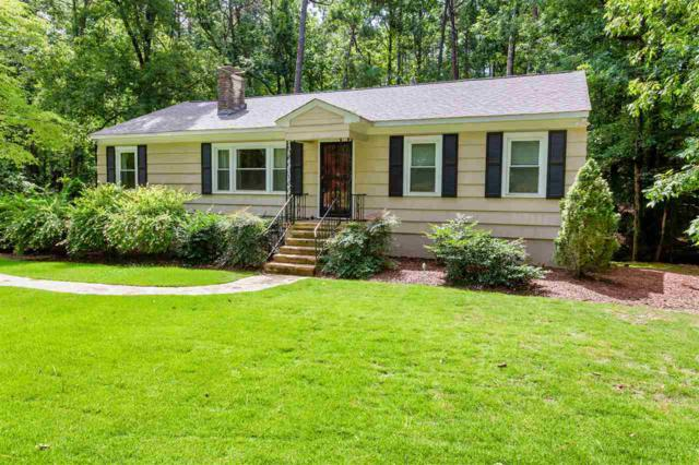 3004 Wisteria Dr, Vestavia Hills, AL 35216 (MLS #856412) :: Bentley Drozdowicz Group