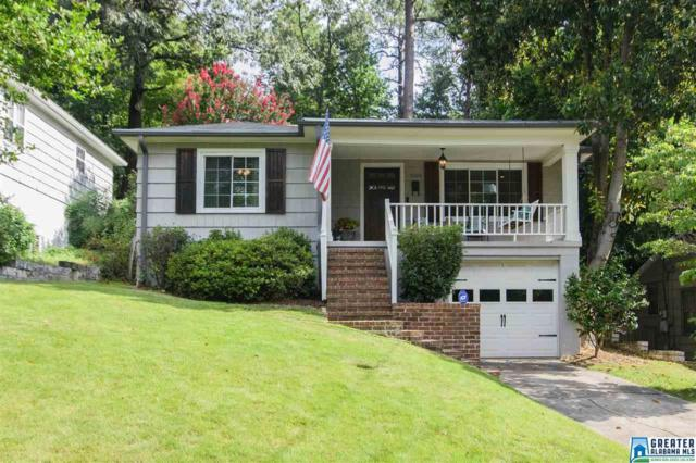 1606 Woodfern Dr, Homewood, AL 35209 (MLS #856471) :: LIST Birmingham