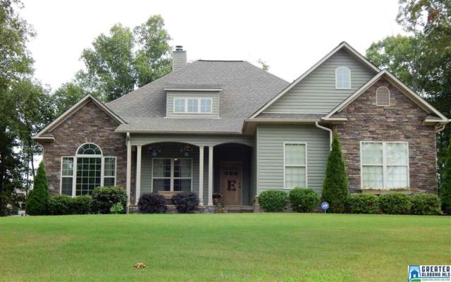 525 Ellison Way W, Pell City, AL 35128 (MLS #856503) :: Josh Vernon Group