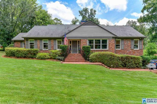 1887 Shades Crest Rd, Vestavia Hills, AL 35226 (MLS #856547) :: Gusty Gulas Group