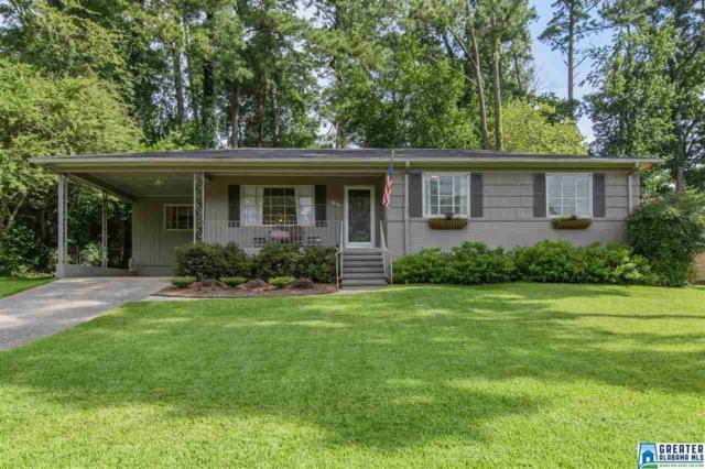 1816 Nottingham Dr, Vestavia Hills, AL 35216 (MLS #856581) :: Gusty Gulas Group