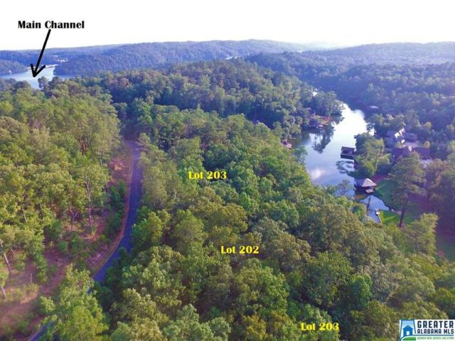 202 Big Y Cove Loop #1, Rockford, AL 35136 (MLS #856629) :: LIST Birmingham