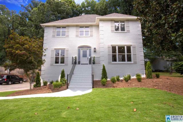1215 Saulter Rd, Homewood, AL 35209 (MLS #856759) :: LIST Birmingham