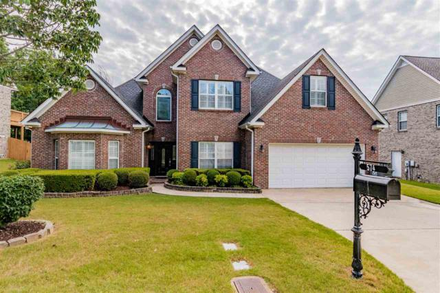 574 White Stone Way, Hoover, AL 35226 (MLS #856989) :: LIST Birmingham