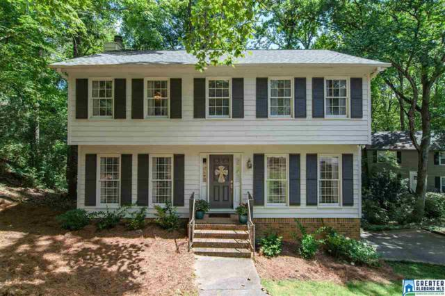 2113 Crossridge Ln, Hoover, AL 35244 (MLS #857066) :: LIST Birmingham