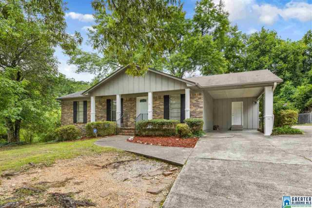 6592 Old Springville Rd, Pinson, AL 35126 (MLS #857107) :: LocAL Realty