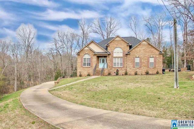630 Creek Ridge Dr, Riverside, AL 35135 (MLS #857249) :: LocAL Realty