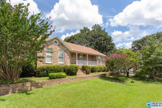7764 Windsong Dr, Trussville, AL 35173 (MLS #857272) :: Gusty Gulas Group