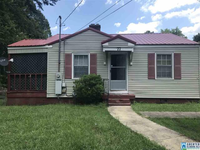 77 Pelham Heights, Anniston, AL 36206 (MLS #857305) :: Gusty Gulas Group