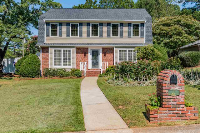 491 Paige Dr, Hoover, AL 35226 (MLS #857437) :: LocAL Realty