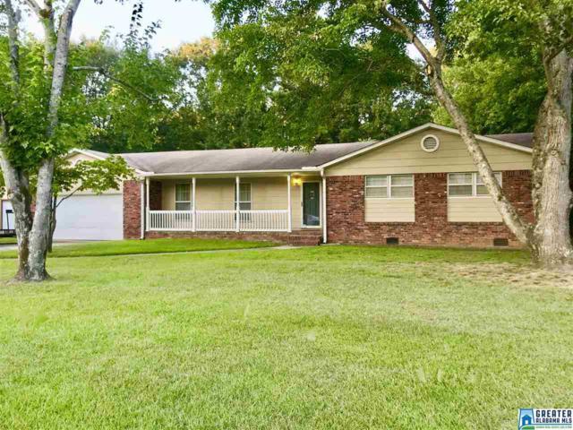 625 Creekview Dr, Pelham, AL 35124 (MLS #857678) :: LIST Birmingham