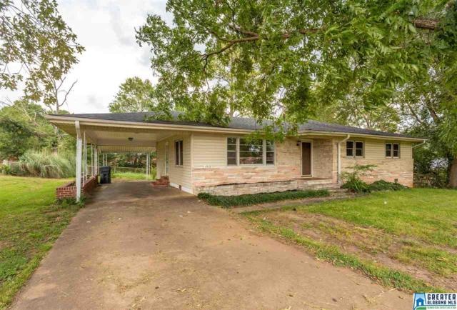 1313 Sunset Dr, Weaver, AL 36277 (MLS #857873) :: LocAL Realty