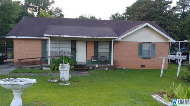 908 Hammett Ave, Sylacauga, AL 35150 (MLS #858302) :: LocAL Realty