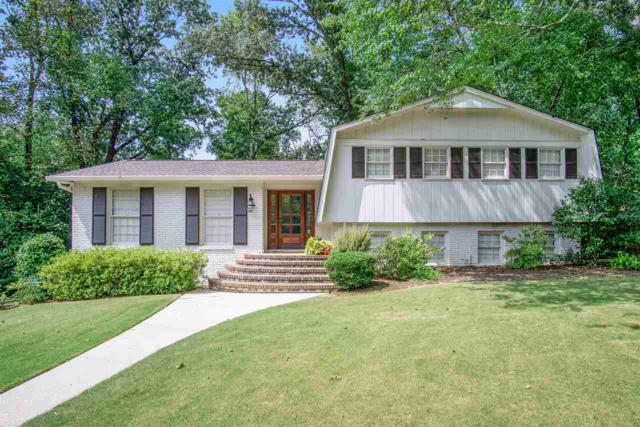 3828 Briar Oak Dr, Mountain Brook, AL 35243 (MLS #858527) :: LIST Birmingham