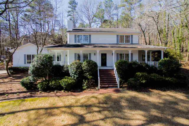 1977 Indian Crest Dr, Indian Springs Village, AL 35124 (MLS #858540) :: Gusty Gulas Group