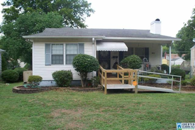1400 Woodward Rd, Midfield, AL 35228 (MLS #858569) :: Josh Vernon Group