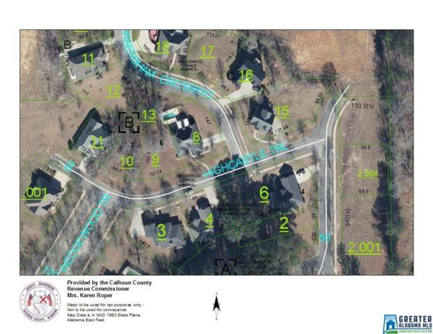 0 Habersham Crossing #3, Glencoe, AL 35905 (MLS #859024) :: LIST Birmingham