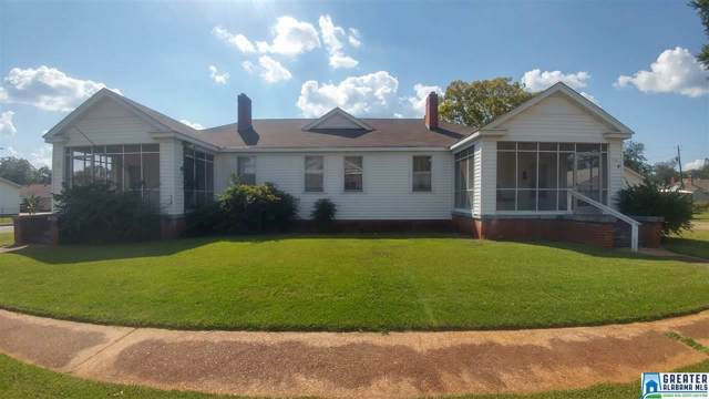 303 Wells Ave, Talladega, AL 35160 (MLS #862167) :: LIST Birmingham