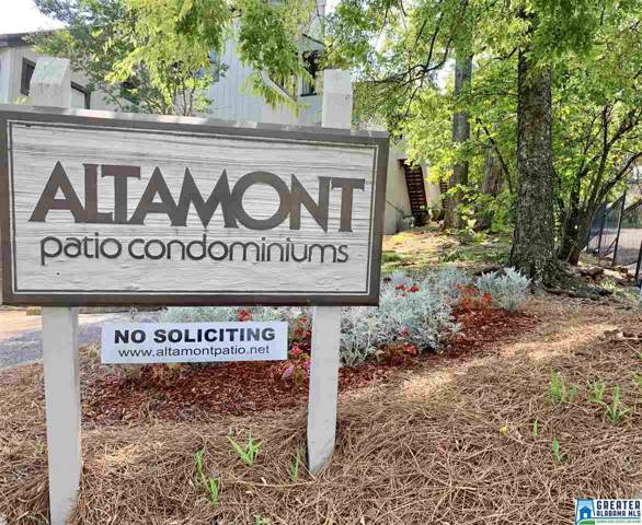3350 Altamont Rd B6, Birmingham, AL 35205 (MLS #862184) :: LocAL Realty