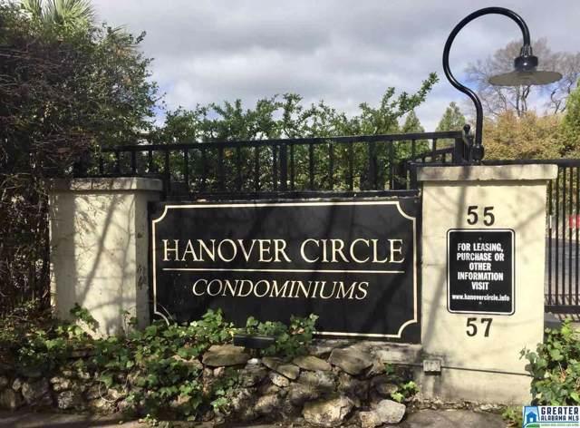 55 Hanover Cir S #103, Birmingham, AL 35205 (MLS #862232) :: Bentley Drozdowicz Group