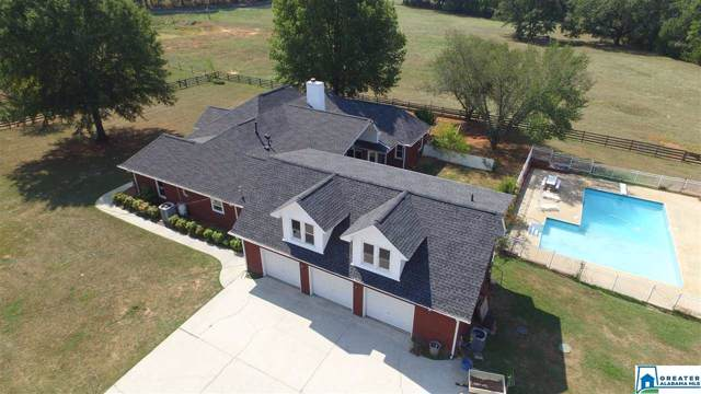 5955 Spring Creek Rd, Montevallo, AL 35115 (MLS #862298) :: Bentley Drozdowicz Group