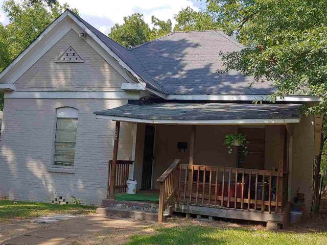 2520 17TH ST, Birmingham, AL 35208 (MLS #862340) :: Brik Realty