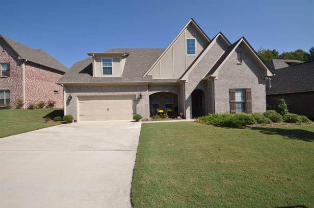 350 Strathaven Cir, Pelham, AL 35124 (MLS #862425) :: Gusty Gulas Group