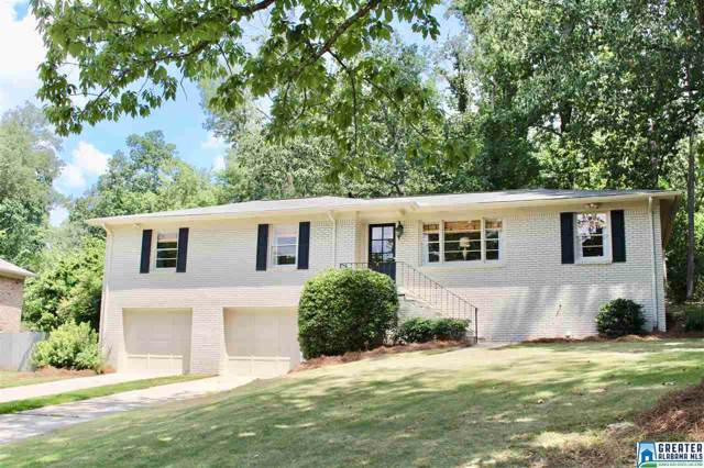 1836 Nottingham Dr, Vestavia Hills, AL 35216 (MLS #862459) :: Bentley Drozdowicz Group