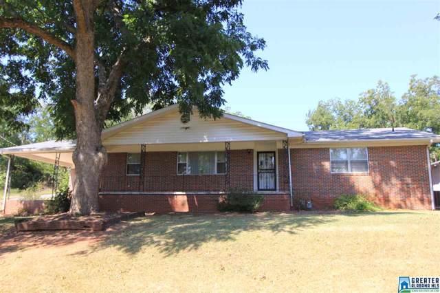 425 Hillcrest Rd, Anniston, AL 36206 (MLS #862966) :: Gusty Gulas Group